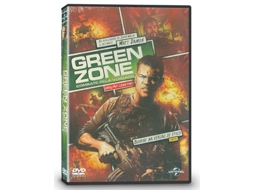 DVD Green Zone - Heróis de Guerra — De: Paul Greengrass | Com: Matt Damon, Jason Isaacs