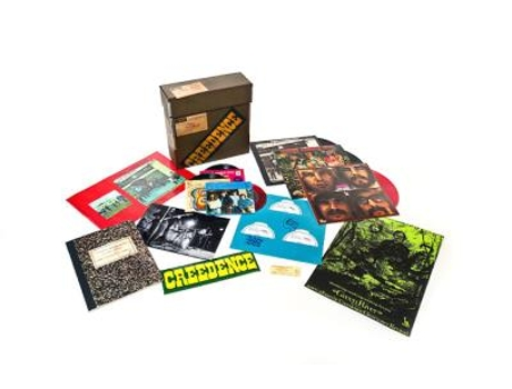 UNIVERSAL-MUSIC - Vinil Creedence Clearwater Revival - 1969 Box Set