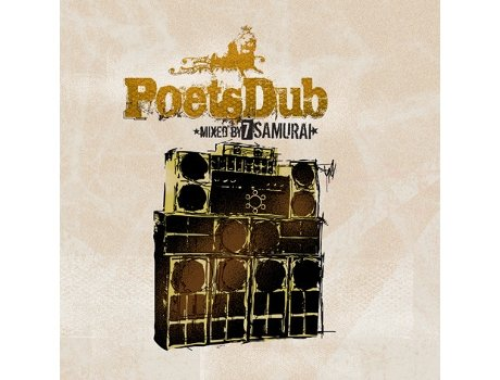 CD Poets Dub (Mixed By 7 Samurai)