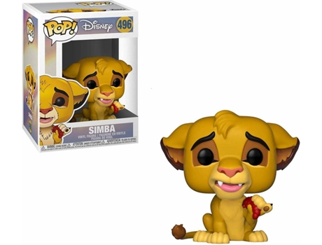 Figura FUNKO Pop Disney Lion King Simba