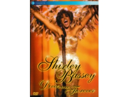 DVD Shirley Bassey - Divas Are Forever