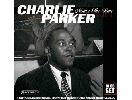 CD Charlie Parker - Now's The Time