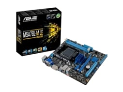 Motherboard ASUS M5A78L-M LE/USB3 — Socket AM3+ / AMD 760G