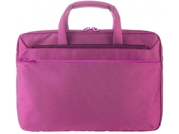 Mala 13'' TUCANO Work_Out_3 Slim em Rosa — Para PC / MacBook Pro
