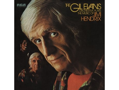 CD Gil Evans - Plays the Music of Jimi Hendrix — Jazz