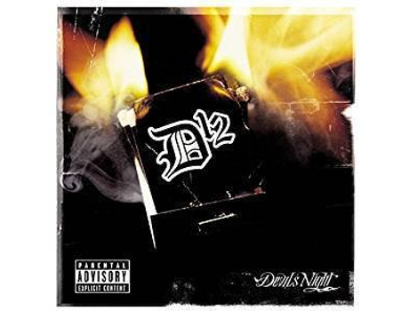 CD D12 - Devils Night — Pop-Rock
