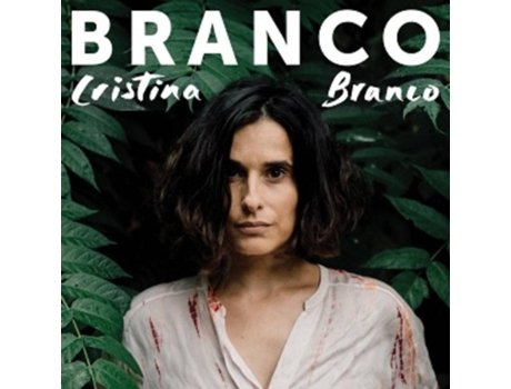 CD Cristina Branco - Branco — Pop-Rock