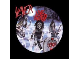Vinil Slayer - Live Undead