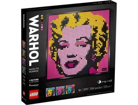 LEGO ARTS ANDY WARHOL'S MARILYN MONROE   [7251747 ]