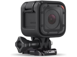 Action cam GOPRO Hero 4 Session (Full HD - 8 MP - Até 90 min de autonomia - Wi-Fi e Bluetooth) — Artigo Recondicionado / Usado