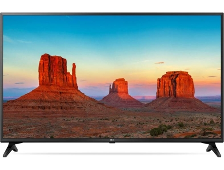 TV LG 49UK6200 (LED - 49'' - 124 cm - 4K Ultra HD - Smart TV) — 49'' (124 cm)