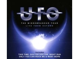 CD UFO  - The Misdemeanor Tour - Live From Oxford