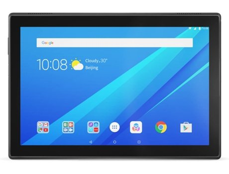 Tablet 4 10.1'' LENOVO 16GB WIFI Preto — 10.1'' | 16 GB | Android 7.1.1