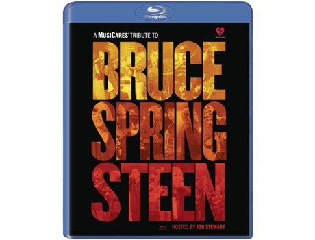 Blu Ray Various Artists - A Musicares Tribute to Bruce Springsteen — Pop-Rock Internacional
