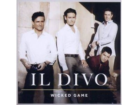 CD - Il Divo 'Wicked Game'