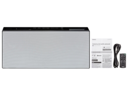 Aparelhagem Hi-Fi SONY CMT-X5CD — 40 W / Bluetooth / CD