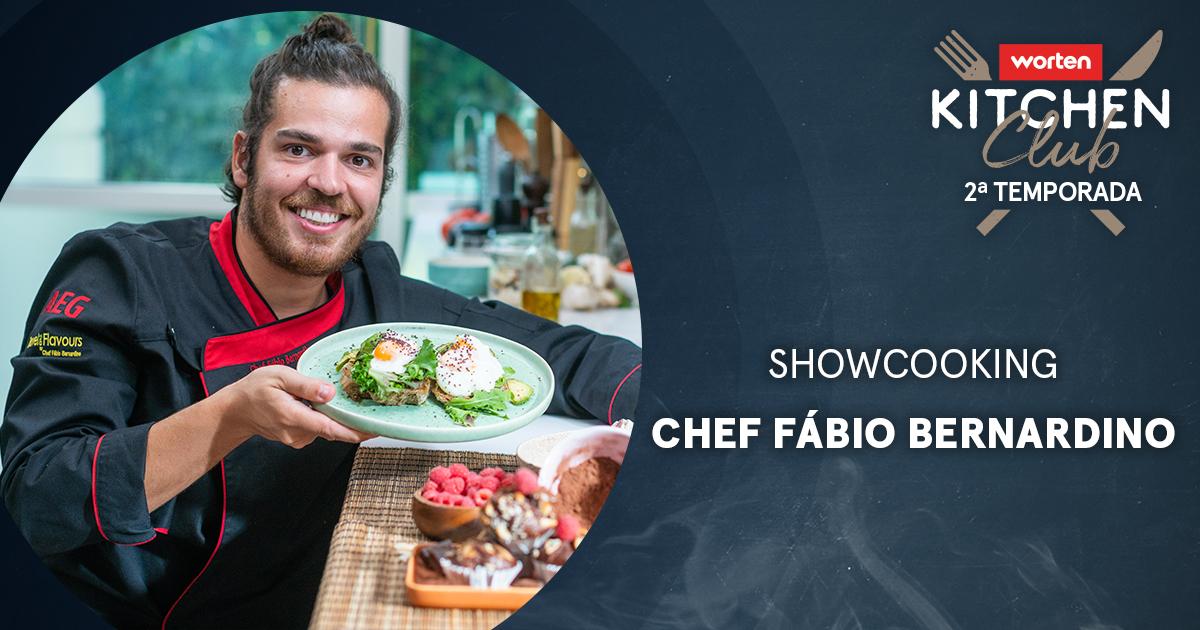 Showcooking com Chef Kiko