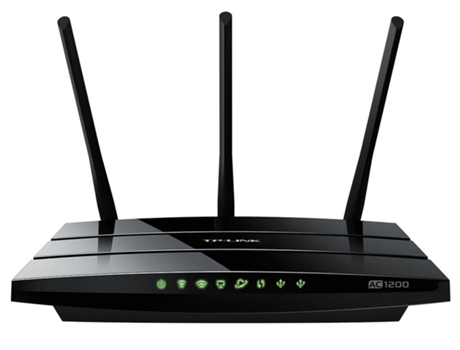 Router TP-LINK DB Wireless Archer-C1200 — Dual Band / 867Mbps
