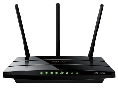 Router TP-LINK DB Wireless Archer-C1200 — Dual Band | 867Mbps
