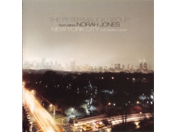 CD The Peter Malick Group Featuring - Norah Jones
