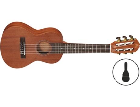 OQAN - Guitarra Clássica OQAN Guitalele Quk-G6 (18 Trastes - Corpo: Madeira de Sapelli)
