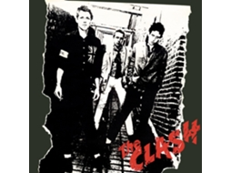 CD The Clash - The Clash 2012 Remaster — Pop-Rock