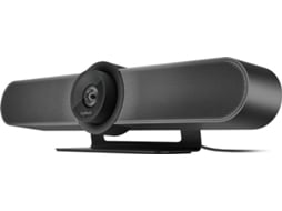 Webcam LOGITECH MeetUP (Microfone Incorporado) — Wireless | Bluetooth