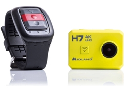 Action Cam MIDLAND H7 Kit Remote — 4K / 12MP