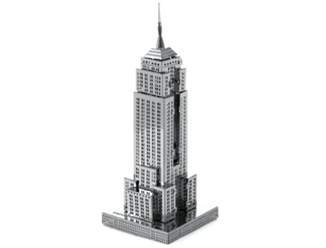 ICONX Empire State Building — Puzzle