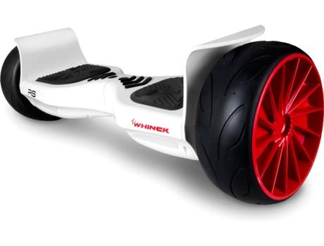 WHINCK - Hoverboard WHINCK RS 8.5 Branco (Autonomia: 15 km)