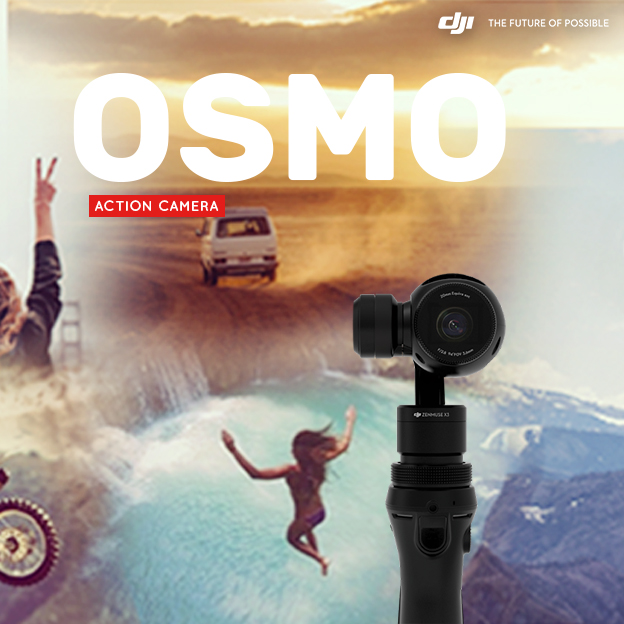 Action Cam Osmo