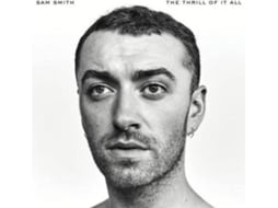 CD Sam Smith - The thrill of it all Deluxe — Pop-Rock