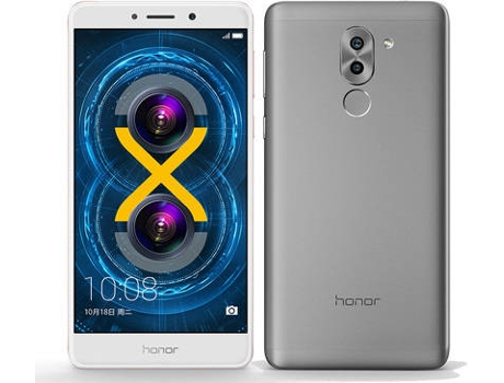 Smartphone HONOR 6X Grey — Android 6.0 / 5.5'' / 4G / Octa-Core 1.7 GHz