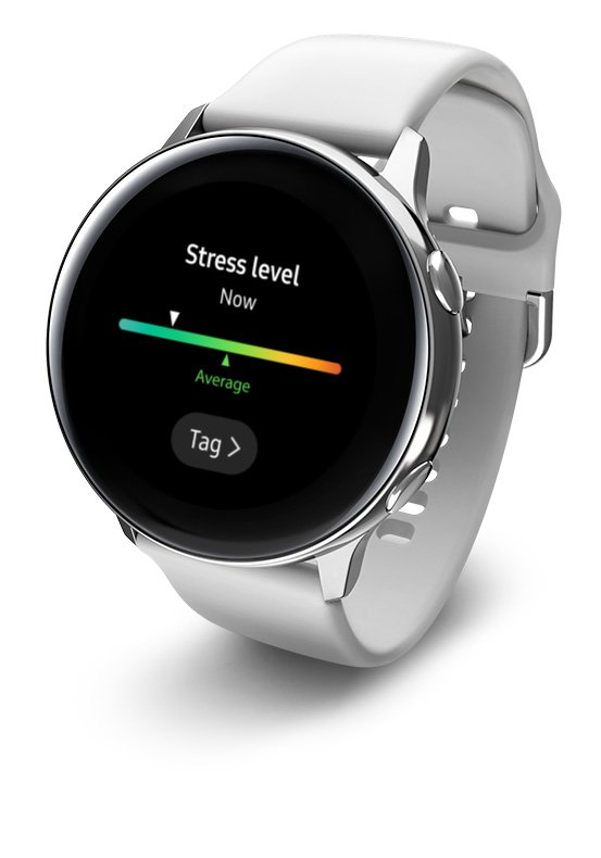 Monitorize os seus níveis de stress com segurança