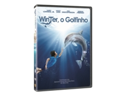 DVD O Golfinho Winter — De: Charles Martin Smith | Com: Harry Connick Jr., Ashley Judd, Nathan Gamble