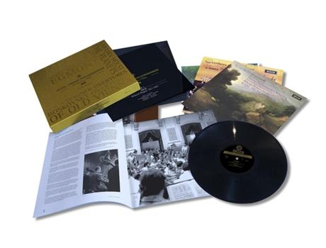 UNIVERSAL-MUSIC - Vinil Wiener Philharmoniker - Wiener Philharmoniker Edition (6 LPs)