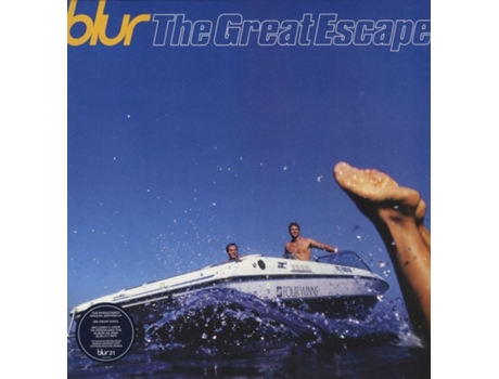 Vinil Blur - The Great Escape Special Edition — Alternativa/Indie/Folk
