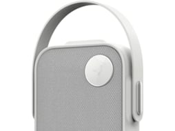 Coluna LIBRATONE One Click Cloudy Grey — Bluetooth