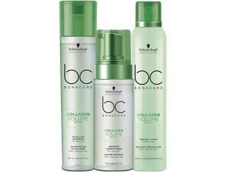 Kit Cabelo SCHWARZKOPF Collagen Volume Boost
