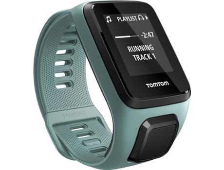80052aae053 Relógio Desportivo TOMTOM Spark 3 Cardio+Music (Bluetooth - Até 6 h de  autonomia)