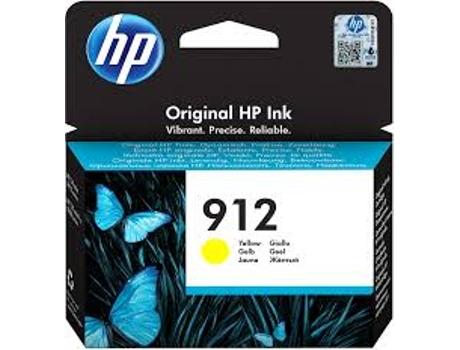Tinteiro HP 912 Amarelo | [6965560 ]