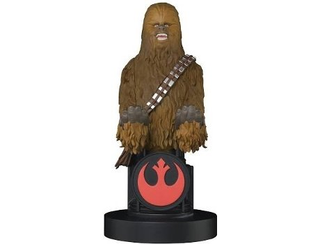 Cable Guy Star Wars: Chewbacca on Plinth