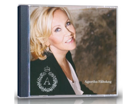 CD Agnetha Faltskog - A — Pop-Rock