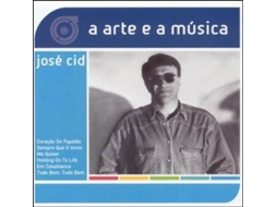 CD José Cid - A Arte e A Música — Pop-Rock