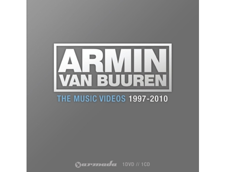 CD/DVD Armin Van Buuren - The Music Videos 1997-2010 — House / Electrónica