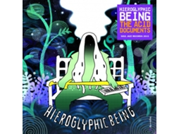 CD Hieroglyphic Being - The Acid Documents