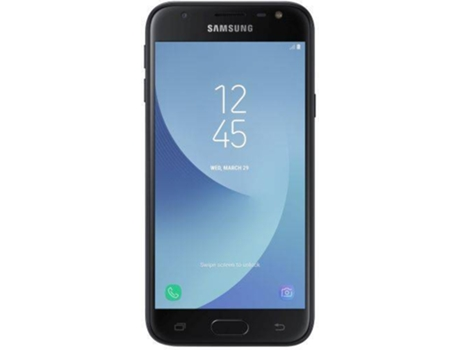 Smartphone SAMSUNG Galaxy J3 2017 16 GBpreto — Android / 7.0 / 4G / 5.0' / Quad Core 1,4 GHz