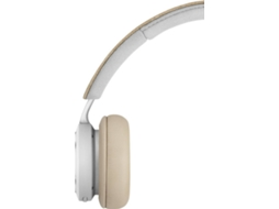 Auscultadores Bluetooth BANG&OLUFSEN Beoplay H8I (On Ear - Microfone - Noise Canceling - Bege) — On Ear | Microfone | Noise Cancelling | Atende chamadas