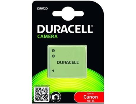 Bateria DURACELL Canon NB-6L