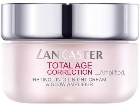 Creme de Noite Anti-idade Total Age Correction Lancaster (50 ml)